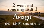 MADE IN MALGA 2019 - Nationale Veranstaltung für Bergkäse in Asiengo 6.-8. und 13.-15. September 2019