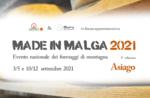 Made in malga 2021 Asiago