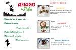 Menu bambini in occasione di Asiago Da Fiaba alla Malga Col Del Vento - 26-27 maggio 2018