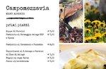 Asiago es Campomezzavia Restaurant geht mit Wochenend-Takeaway-Service weiter