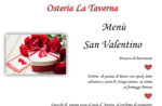 San Valentino 2019 - Cena romantica all