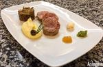 """""""Abendessen der Ossi de Mas-cio der alpinen Lärchen"""" in der Hütte Val Ant, 17. Dezember 2016"""