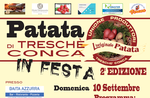 17. September in Treschè Mulde Kartoffel Festival-2017