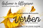 Mittagessen mit Herbstgerichten im Cesuna es Belvedere Restaurant for Vérben - 6. Oktober 2019