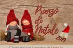 Weihnachtsessen 2019 im Restaurant Hotel Belvedere in Cesuna - 25. Dezember 2019