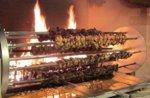 SPIEDO MISTO in menù ogni domenica al Ristorante Rifugio Val Formica