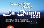 APERISUSHI | Aperitivo con sushi a La Quinta 2002 sull
