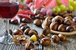 Wein, Kastanien, Raupen und Schokolade mit der fröhlichen Gesellschaft der Alpini von Canove - 25. Oktober 2020