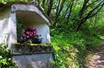 Historischer Spaziergang Mariana in Val dei Ronchi in Gallium, 23. Juli 2016