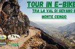 ASINI IN CAMMINO - E-Bike-Tour zwischen dem Val di Gevano und Monte Cengio - 22. August 2020