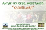 """Auf Kräutern... meditieren"" - Meditative Exkursion auf Kaberlaba, Asiago - 7. September 2019"