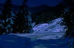 Nachtwanderung mit Schneeschuhen, Alpine Hütte Bar, Sonntag, 4. Januar 2015