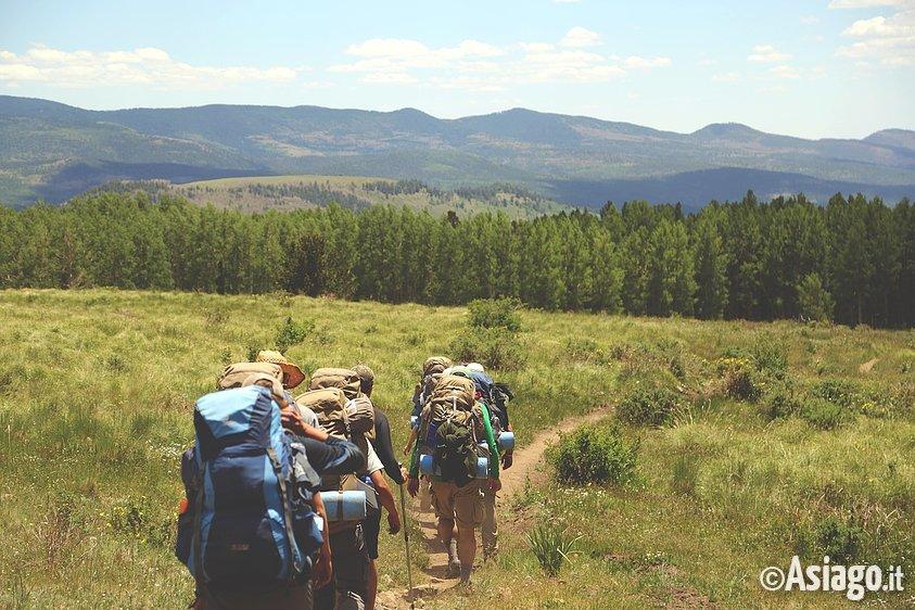 Escursione nell 39 altopiano di asiago tresch conca 6 for Asiago dove dormire