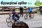 Escursione in bici Family on Sunday - Rifugio Bar Alpino, Estate 2014