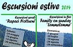 Escursioni Estive Rifugio Bar Alpino 2014