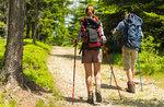 Spaziergang mit Begleitpersonen in Camporovere 11. August 2016, Hochebene von Asiago