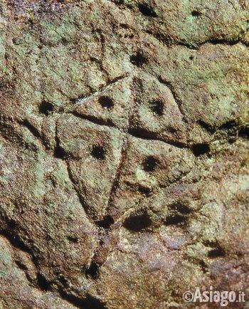 graffito della val dassa n1