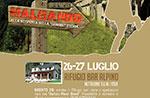 MALGANDO Cena e Spettacolo Rock al Rifugio Bar Alpino, il 26 luglio 2014