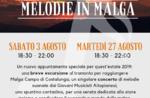 """""""Melodie in malga"""" - Escursione serale e concerto in malga sull"""