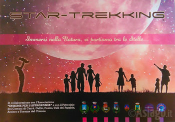 Star trekking a Gallio - estate 2017