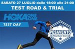 Test road and trial di scarpe da running ad Asiago - 27 luglio 2019