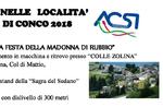 Exkursion zu Rubbio mit dem Verein Freunde der Erde Conco-8 September 2018