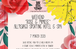"Festa della donna 2020 - Weekend ""Rose e mimose"" all"
