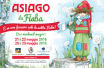 2° weekend di ASIAGO DA FIABA, Asiago, 28 - 29 maggio 2016