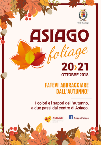 Asiago foliage 2018