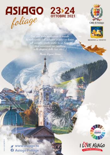 ASIAGO FOLIAGE 2021 - Colori e sapori d'autunno sull'Altopiano di Asiago - 23 e 24 ottobre 2021