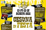 Cesuna in Festa - Altopiano di Asiago - weekend Ferragosto 2015