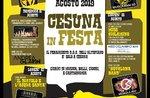 CESUNA IN FESTA 2019 - Traditionelles Sommerdorffest auf dem Asiago Plateau - Vom 10. bis 15. August 2019