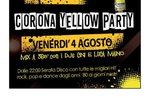 CORONA YELLOW PARTY a Conco - 4 agosto 2017
