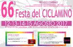 66^Festa del Ciclamino a Fontanelle di Conco, dal 12 al 15 agosto 2017