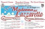 Festa Madonna del Lazzaretto, Lusiana, 22.-28. August 2017
