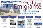 Emigrant Partei Schleier von Lusiana-6 4 Altopiano di Asiago-ab August 2017