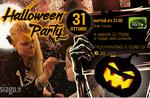 HALLOWEEN PARTY al Lounge Bar La Quinta 2002 sull