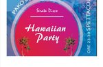 HAWAIIAN PARTY a Conco con spettacolo pirotecnico - 5 agosto 2017