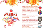 HERBEST-autumnal herbs Festival September 29 and 30 in Asiago-2018