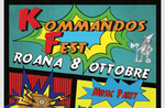 KOMMANDOS FEST, grande festa dedicata ai giovani, Roana, 8 ottobre 2016