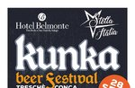 KUNKA BEER FESTIVAL in Trescha Conca - Asiago Plateau - 28. September 2019