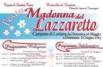Fest Madonna del Lazzaretto in Lusiana vom 26. Mai bis 2. Juni 2019