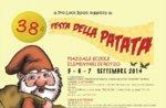 38ª Festa della Patata di Rotzo 2014, Altopiano di Asiago 7 Comuni 5-7 settembre