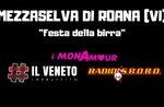 The Veneto Uglier & Radiosboro at the BEER FESTIVAL in Mezzaselva of Roana-9 August 2019