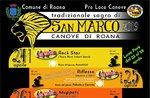 Sagra di San Marco e dei Cuchi 2019 a Canove di Roana