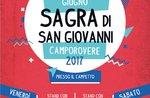 """""""San Giovanni Festival"""" in Camporovere, Altopiano di Asiago-23./24. Juni 2017"""