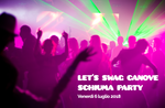 Schiuma party a Canove
