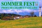"""""""SOMMER FEST - Profumi, colori e fantasia"""" a Canove di Roana - 11/12 agosto 2018"""