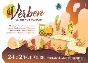 VERBEN - Un Treno di Colori a Canove, Treschè Conca, Camporovere e Cesuna - 24 e 25 ottobre 2020