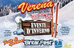 BINTARFEST Grand Eröffnungsparty Ski Verena, Asiago Hochebene 7 Dezember